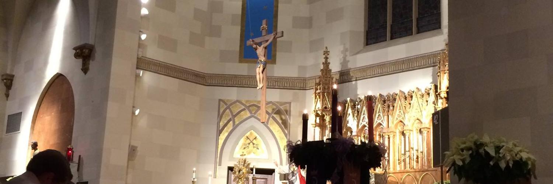 Mass Times - St John Paul the Great Parish, Torrington, CT